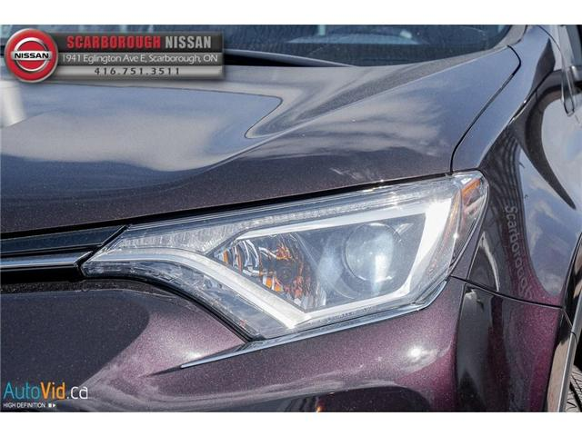 2018 Toyota RAV4  (Stk: L18051A) in Scarborough - Image 10 of 23