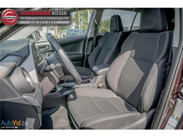 2018 Toyota RAV4  (Stk: L18051A) in Scarborough - Image 16 of 23