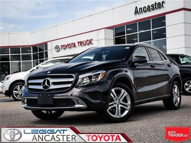 2016 Mercedes-Benz GLA-Class Base (Stk: 3671) in Ancaster - Image 1 of 23