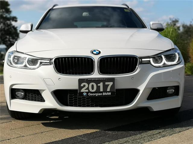 2017 BMW 328d xDrive Touring (Stk: B18221-1) in Barrie - Image 2 of 22