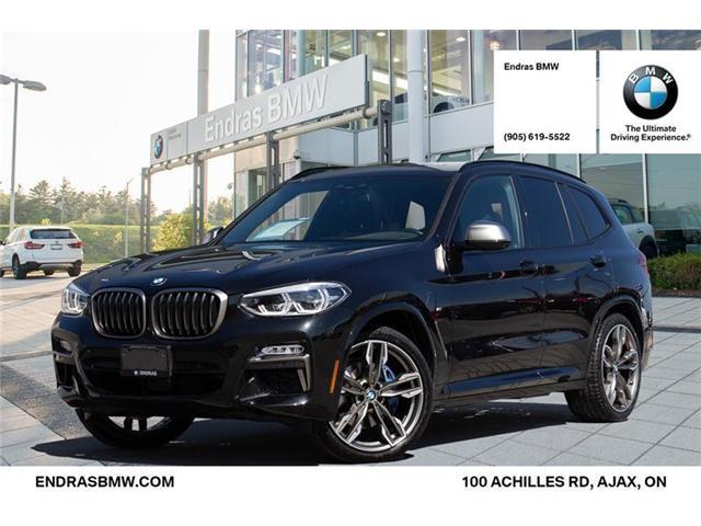 2018 BMW X3 M40i (Stk: P5594) in Ajax - Image 1 of 22