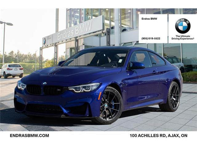 2019 BMW M4 CS (Stk: 40973) in Ajax - Image 1 of 22