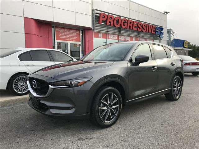 2018 Mazda CX-5 GT (Stk: J0302098) in Sarnia - Image 1 of 25