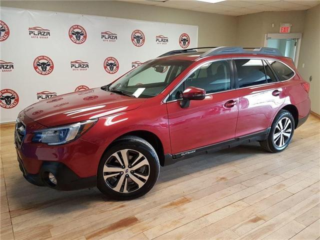 2018 Subaru Outback 3.6R Limited (Stk: DS4683D) in Orillia - Image 1 of 15