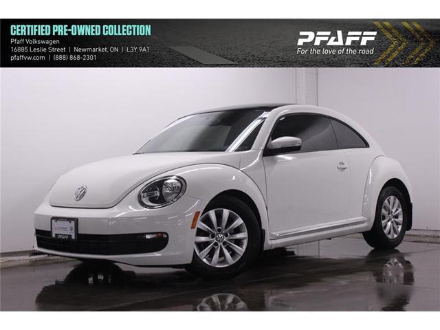 2012 Volkswagen Beetle 2.5L Comfortline (Stk: V3426A) in Newmarket - Image 1 of 21