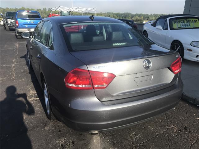 2014 Volkswagen Passat 1.8 TSI Comfortline (Stk: 21423) in Pembroke - Image 3 of 10