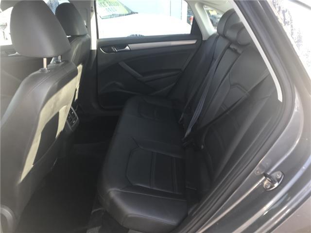 2014 Volkswagen Passat 1.8 TSI Comfortline (Stk: 21423) in Pembroke - Image 4 of 10