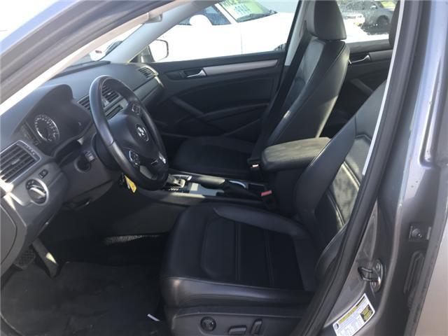 2014 Volkswagen Passat 1.8 TSI Comfortline (Stk: 21423) in Pembroke - Image 5 of 10