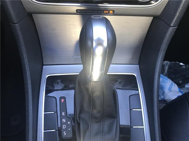 2014 Volkswagen Passat 1.8 TSI Comfortline (Stk: 21423) in Pembroke - Image 9 of 10