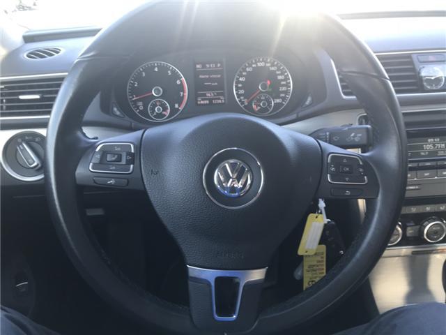 2014 Volkswagen Passat 1.8 TSI Comfortline (Stk: 21423) in Pembroke - Image 10 of 10