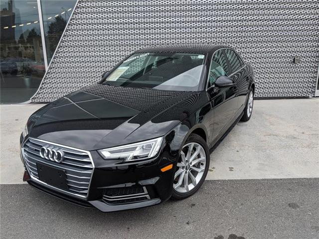 2018 Audi A4 2.0T Progressiv (Stk: 51531) in Ottawa - Image 1 of 2
