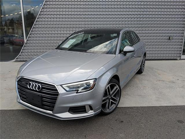2018 Audi A3 2.0T Progressiv (Stk: 51472) in Ottawa - Image 1 of 2