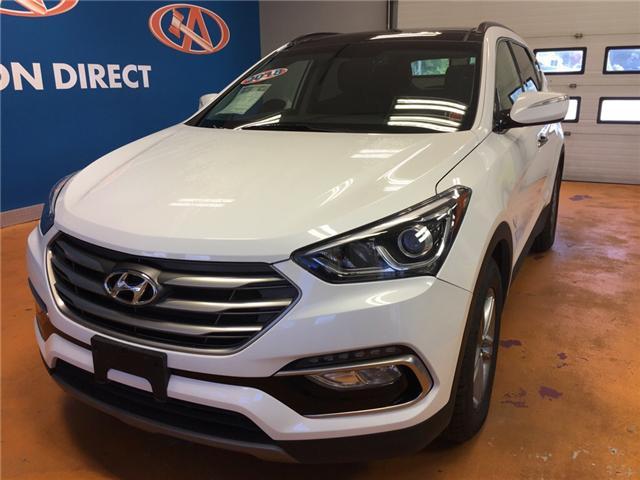 2018 Hyundai Santa Fe Sport 2.4 Premium (Stk: 18-060477) in Lower Sackville - Image 1 of 16
