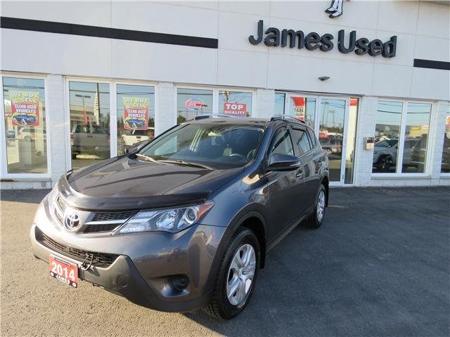 2014 Toyota RAV4 LE (Stk: N18479A) in Timmins - Image 1 of 9