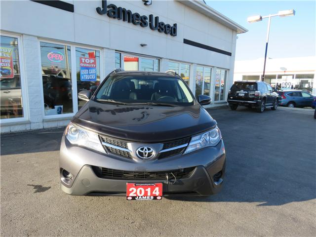 2014 Toyota RAV4 LE (Stk: N18479A) in Timmins - Image 2 of 9