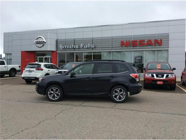 2018 Subaru Forester 2.5i Limited (Stk: ALLAN) in Smiths Falls - Image 1 of 13