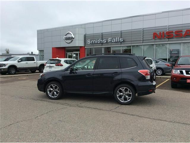 2018 Subaru Forester 2.5i Limited (Stk: ALLAN) in Smiths Falls - Image 2 of 13