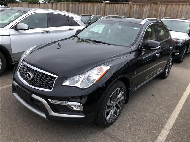 2017 Infiniti QX50 Base (Stk: Q17806T) in Oakville - Image 1 of 5
