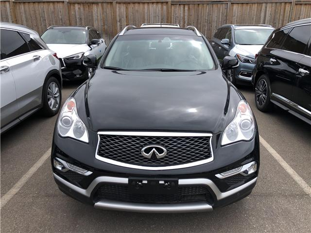 2017 Infiniti QX50 Base (Stk: Q17806T) in Oakville - Image 2 of 5