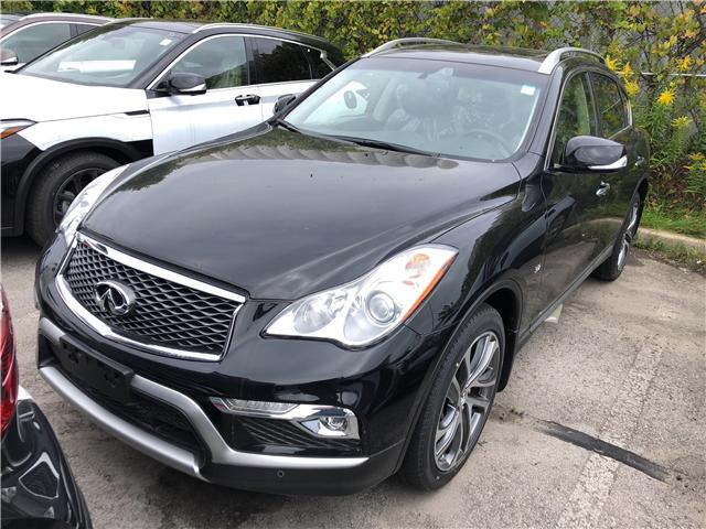 2017 Infiniti QX50 Base (Stk: Q17809T) in Oakville - Image 1 of 5