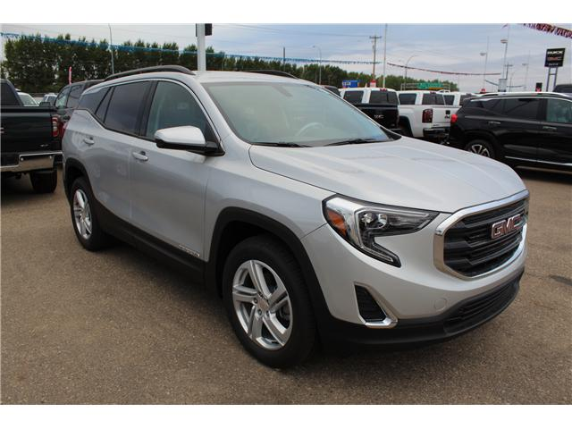 2019 GMC Terrain SLE (Stk: 167383) in Medicine Hat - Image 1 of 25