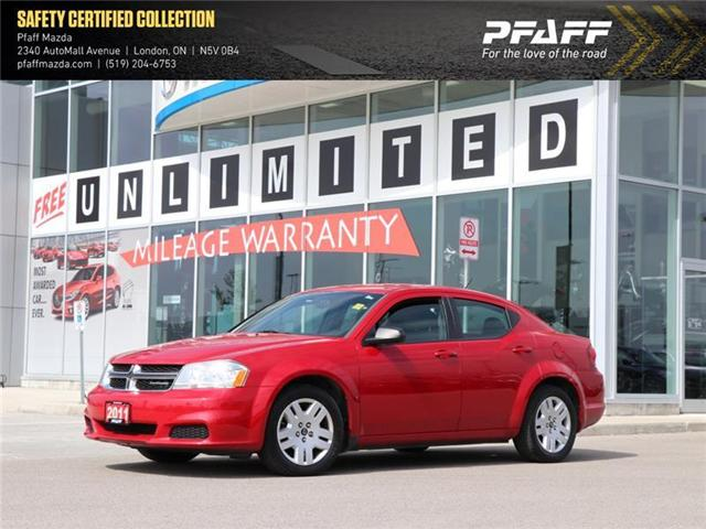 2011 Dodge Avenger SE (Stk: LM8207A) in London - Image 1 of 18