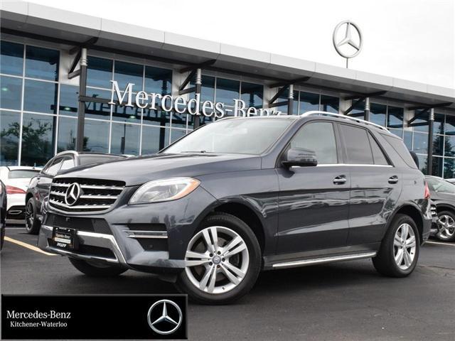 2014 Mercedes-Benz M-Class Base (Stk: U3613) in Kitchener - Image 1 of 30