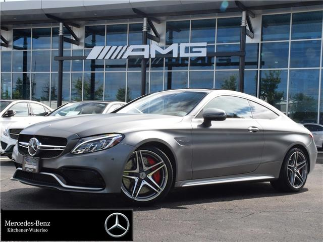 2017 Mercedes-Benz AMG C 63 S (Stk: U3617) in Kitchener - Image 1 of 30