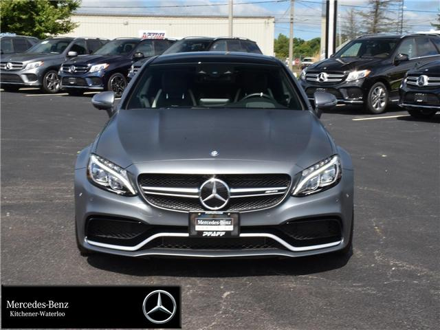2017 Mercedes-Benz AMG C 63 S (Stk: U3617) in Kitchener - Image 2 of 30