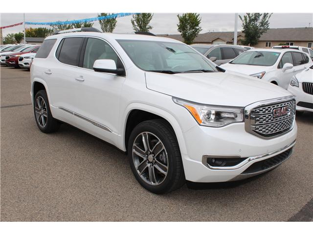 2019 GMC Acadia Denali (Stk: 167771) in Medicine Hat - Image 1 of 28