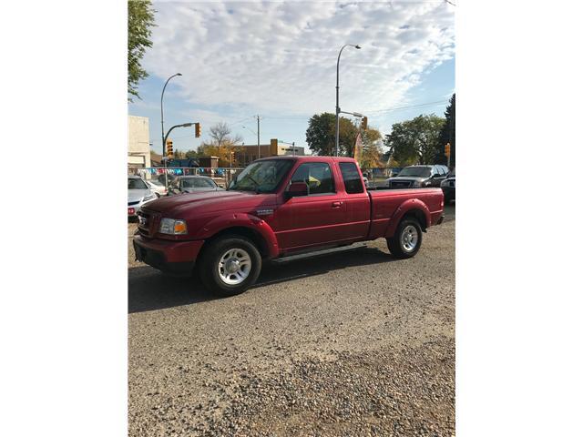 2011 Ford Ranger Sport (Stk: J18076) in Brandon - Image 1 of 9