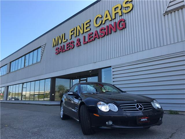 2004 Mercedes-Benz SL-Class  (Stk: ) in Oakville - Image 1 of 48
