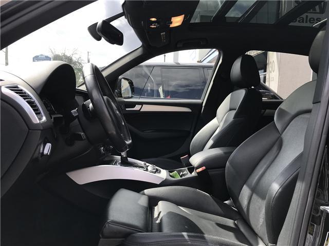 2014 Audi Q5 TDI Technik (Stk: ) in Concord - Image 7 of 21