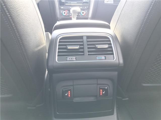 2014 Audi Q5 TDI Technik (Stk: ) in Concord - Image 12 of 21