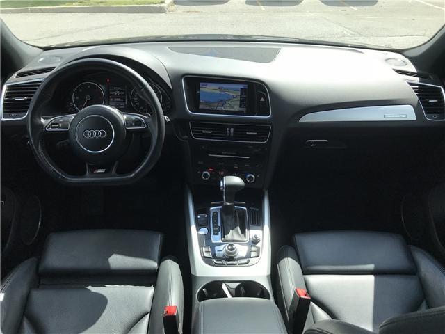 2014 Audi Q5 TDI Technik (Stk: ) in Concord - Image 13 of 21
