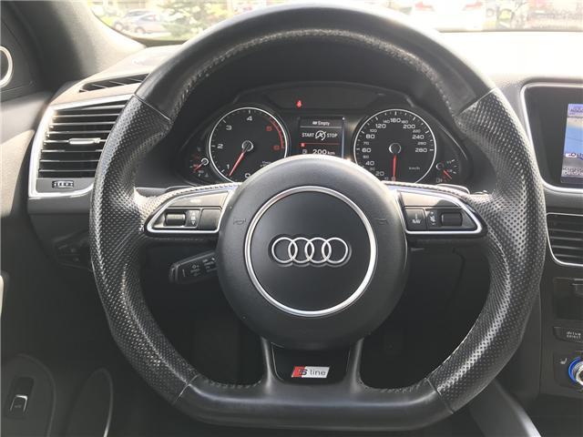 2014 Audi Q5 TDI Technik (Stk: ) in Concord - Image 14 of 21