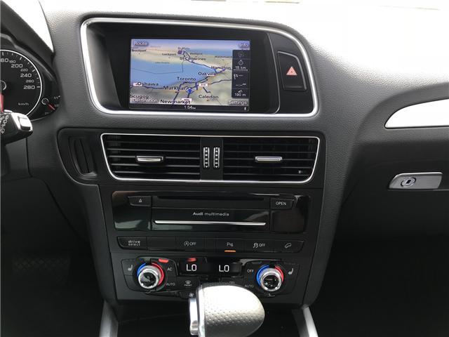 2014 Audi Q5 TDI Technik (Stk: ) in Concord - Image 17 of 21