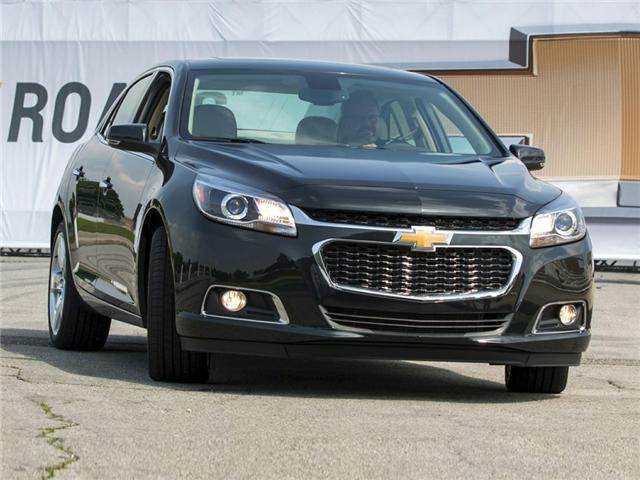 2016 Chevrolet Malibu Limited LT (Stk: P0022) in Duncan - Image 1 of 7