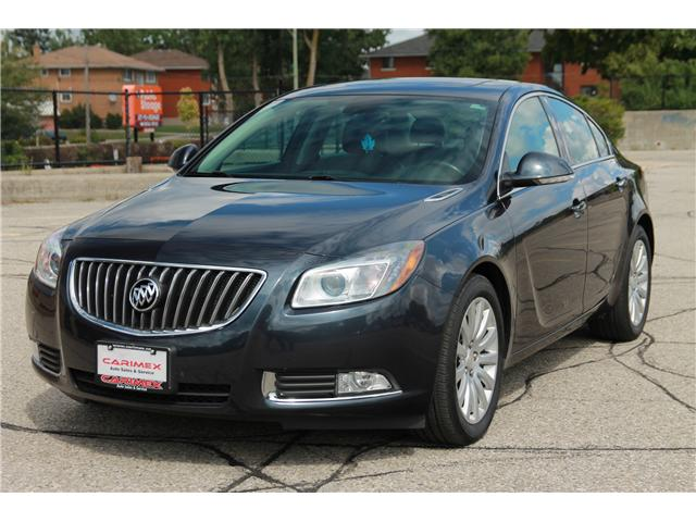 2013 Buick Regal Turbo (Stk: 1809421) in Waterloo - Image 1 of 30