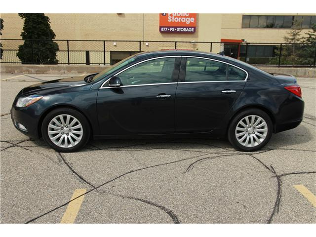 2013 Buick Regal Turbo (Stk: 1809421) in Waterloo - Image 2 of 30