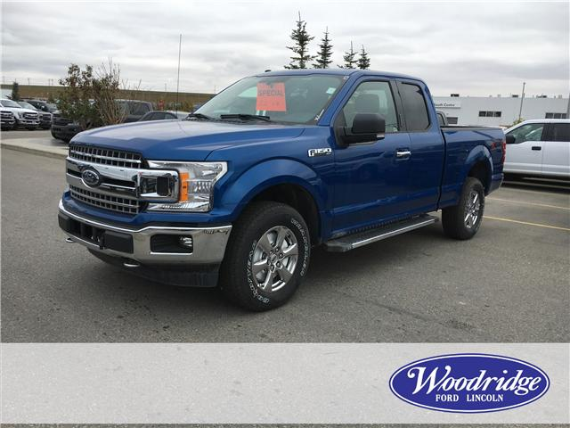 2018 Ford F-150 XLT (Stk: J-1753) in Calgary - Image 1 of 5