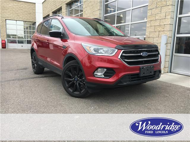 2017 Ford Escape SE (Stk: J-2234A) in Calgary - Image 1 of 22