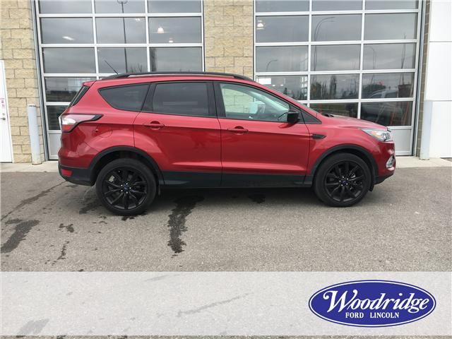 2017 Ford Escape SE (Stk: J-2234A) in Calgary - Image 2 of 22
