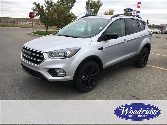 2018 Ford Escape SE (Stk: J-2359) in Calgary - Image 1 of 5