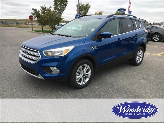 2018 Ford Escape SE (Stk: J-2394) in Calgary - Image 1 of 5
