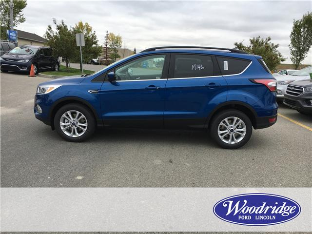 2018 Ford Escape SE (Stk: J-2394) in Calgary - Image 2 of 5