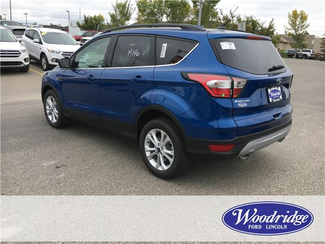 2018 Ford Escape SE (Stk: J-2394) in Calgary - Image 3 of 5