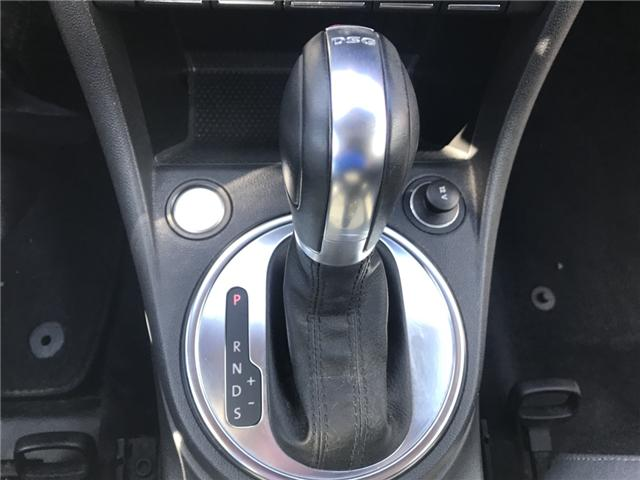 2014 Volkswagen Beetle 2.0 TDI Comfortline (Stk: 21434) in Pembroke - Image 9 of 10