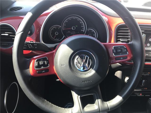 2014 Volkswagen Beetle 2.0 TDI Comfortline (Stk: 21434) in Pembroke - Image 10 of 10