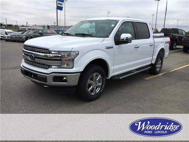 2018 Ford F-150 Lariat (Stk: J-2535) in Calgary - Image 1 of 5